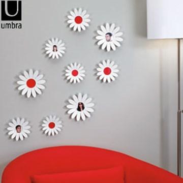 Imagen de Decoraciones pared blanco DAISY