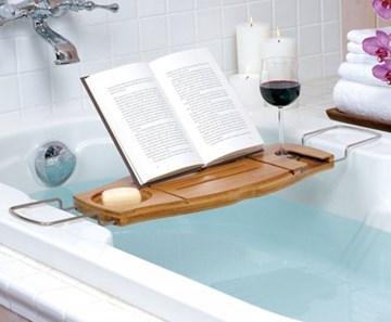 Imagen de Bandeja expansible para bañera AQUALA
