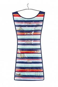 Imagen de Organizador Bijou  multicolor LITTLE DRESS RAYADO