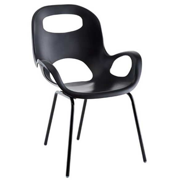 OGA   Home Design Products. Silla Negra OH CHAIR