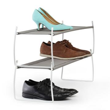 Imagen de Organizador de Zapatos blanco IMELDA