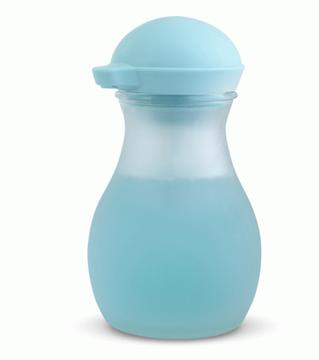 Imagen de Dispensador de jabón-espuma azul surf BUBBLE