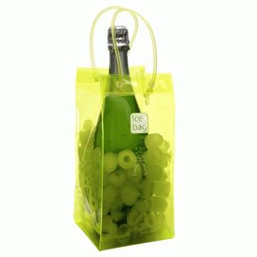Imagen de Bolsa para 1 botella amarilla BASIC
