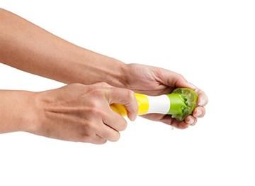 Imagen de Exprimidor dual rúcula / limón TWIST IT