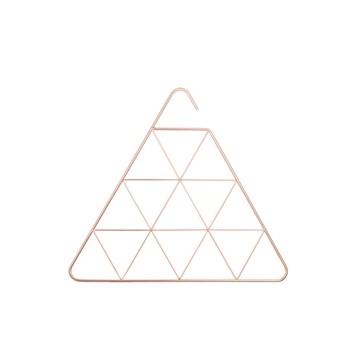 Imagen de Percha organizadora triangular cobre PENDANT