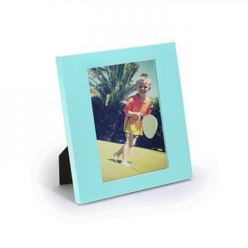 Imagen de Portarretratos 13x18cm azul surf SIMPLE