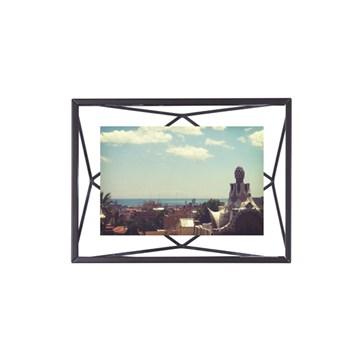 Imagen de Portarretratos 10x15cm negro PRISMA