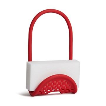 Imagen de Soporte esponja rojo SLING FLEXIBLE