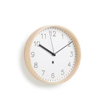 Imagen de Reloj blanco/natural RIMWOOD