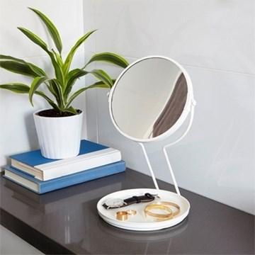 Imagen de Espejo con aumento blanco SEE ME