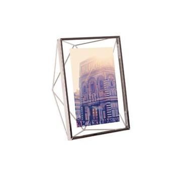 Imagen de Portarretratos  13x18cm cromo PRISMA
