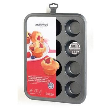 Imagen de Molde para 12 muffins 37x29x3.5cm
