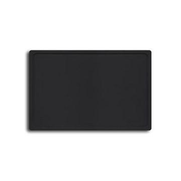 Imagen de Tabla para picar 38x25x0.4cm negro