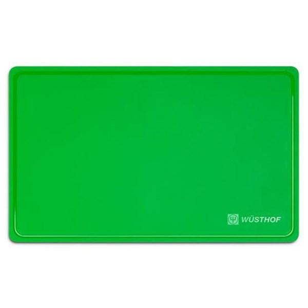 Picture of Tabla para picar 53x32x0.4cm verde