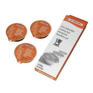 Imagen de Pasta fondue pack 3 recargas gel combustible