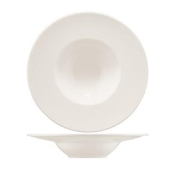 Imagen de Plato hondo 28cm blanco BANQUET