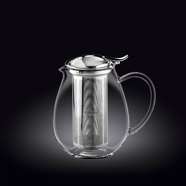 Picture of Tetera c/infusor inox 850ml THERMO GLASS