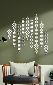 Imagen de Decoración pared blanco VINES