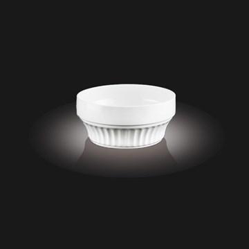 Imagen de Bowl acanalado c/borde ancho 18cm FINE
