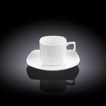 Imagen de Taza café c/plato 90ml ILONA