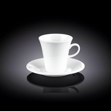 Imagen de Taza café c/plato 160ml FINE