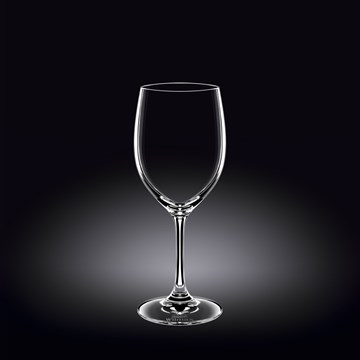 Imagen de Set 6 copas vino 350ml CRYSTALLINE C/R