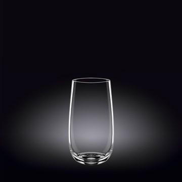 Imagen de Set 6 vasos longdrink 540ml CRYSTALLINE C/R
