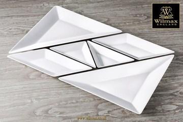 Imagen de Copetinero triangular 18.5cm FINE