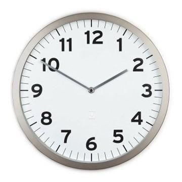Imagen de Reloj pared 32cm blanco ANYTIME