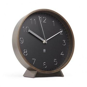 Imagen de Reloj negro/nuez RIMWOOD
