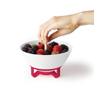 Imagen de Colador de frutos rojos BRAMBLE