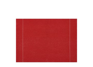 Imagen de Individuales antimanchas rojo x2