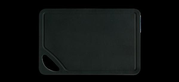 Picture of Tabla para picar negra 26X17X0.2cm
