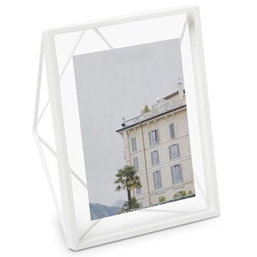 Imagen de Portarretratos 20x25 blanco PRISMA
