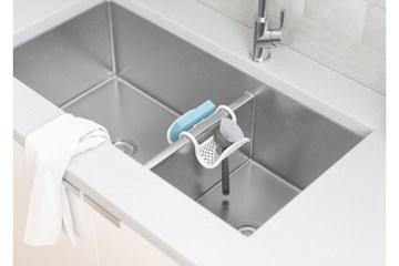 Imagen de Organizador flexible esponjas blanco SLING