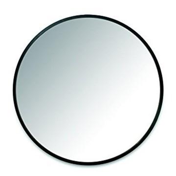 Imagen de Espejo negro 61cm HUB