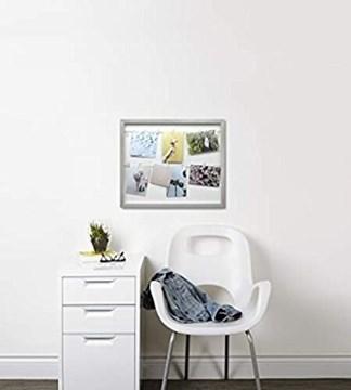 Imagen de PORTARRETRATOS X12 GRIS CLOTHESLINE