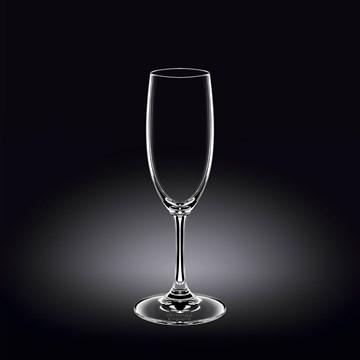 Imagen de SET 6 COPAS CHAMPAGNE 230ML THERMO GLASS