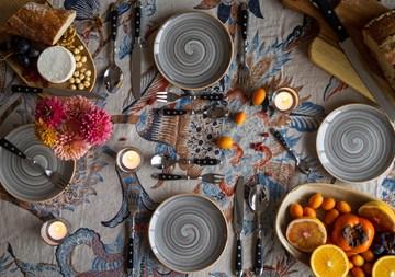 Imagen de Caja 12 tenedores mesa DORIA