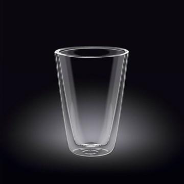 Imagen de VASO DOBLE PARED 300ML THERMO GLASS