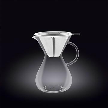 Imagen de DECANTADOR DE CAFÉ 400ML THERMO GLASS
