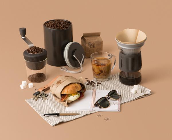 Imagen de categoría ACCESORIOS PARA CAFÉ